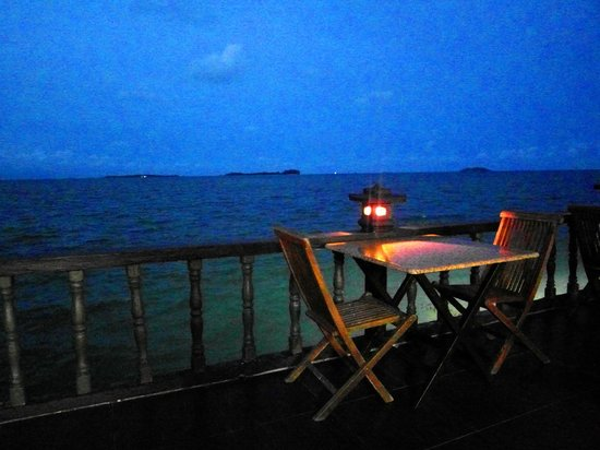 Bintan Agro Beach Resort: nice view