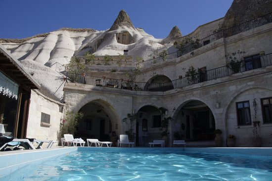 Pool foto di local cave house goreme tripadvisor for Migliori progetti di pool house