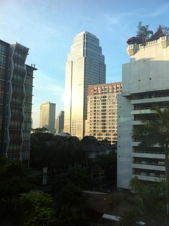 Park Plaza Bangkok Soi 18: View from the room