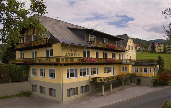 Hotel-Gasthof Jaritz: Aussenansicht
