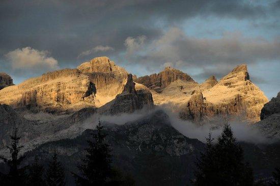 Chalet Fogajard: Panorama dalla camera