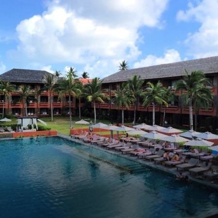 Hansar Samui Resort: вид отеля