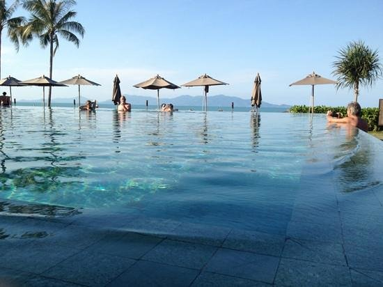 Hansar Samui Resort: бассейн