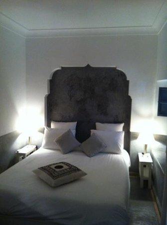 Riad Tawargit: la chambre