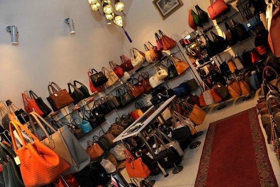 Arasta Bazaar: Belles lignes...