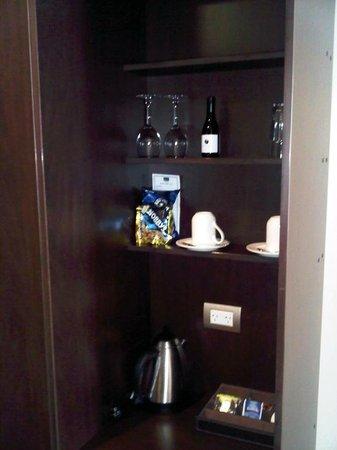 Mercure Centro Port Macquarie: Room amenities