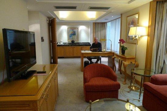 Carlton Hotel Singapore: Executive Suite