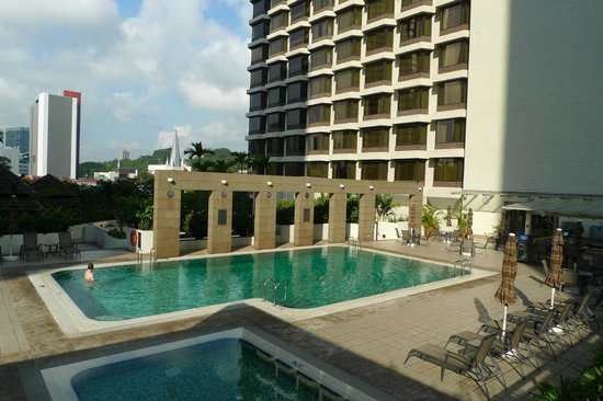 Carlton Hotel Singapore: Swimming Pool