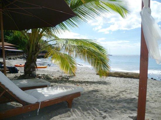 Ti Kaye Resort & Spa: The Beach