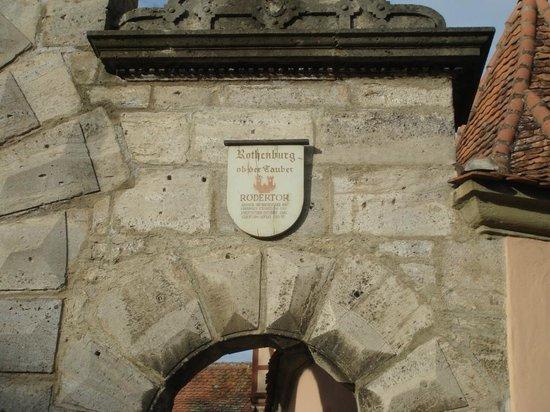 Historiengewölbe mit Staatsverlies: Входные ворота в город