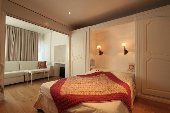 Hotel de Provence: Double PMR Rez-de-chaussée