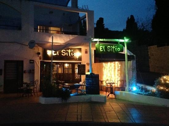 El Sitio early evening