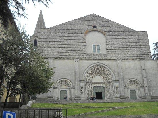 Chiesa di San Fortunato: San Fortunato dal basso