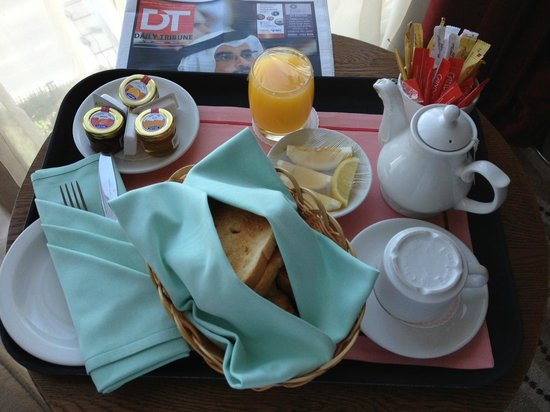 Gulf Hotel Bahrain: Breakfast
