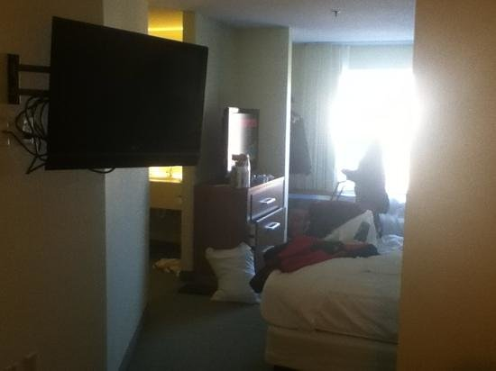 SpringHill Suites Providence West Warwick : room