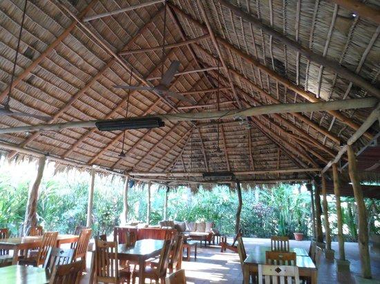 DoceLunas Hotel, Restaurant & Spa: dining area