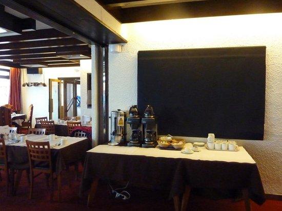 Hotel Les Cimes : Dining / restaurant