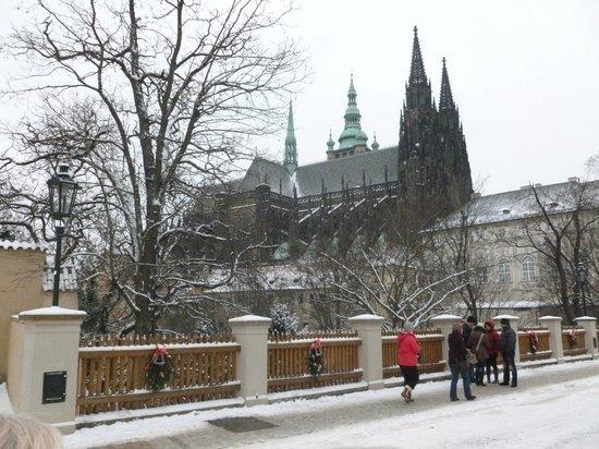 Archibald City: Prague Castle