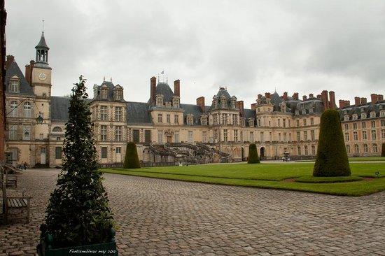 Ch teau de fontainebleau picture of chateau de for Hotel fontainebleau france
