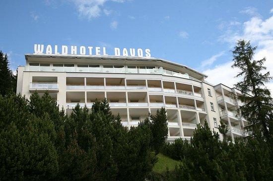 Waldhotel Davos for body & soul