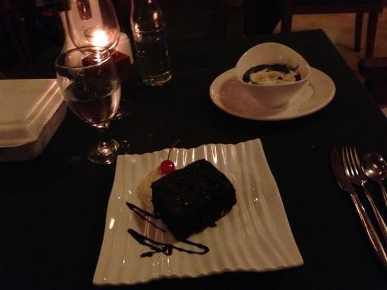 Kafe Bunute: dessert
