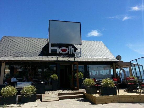 Holly Restobar: Holly con sol
