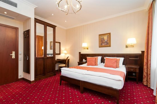 Tradition Hotel: Deluxe room