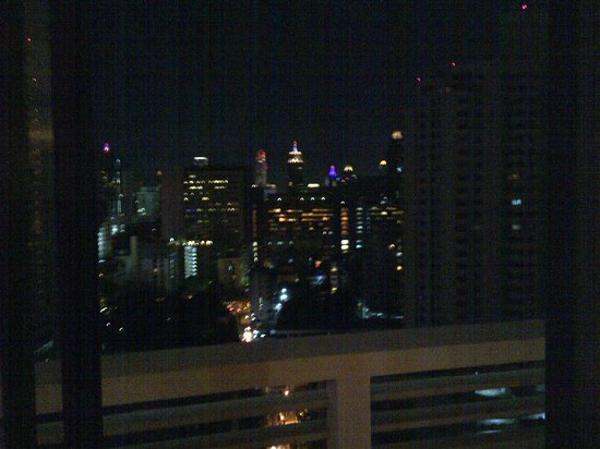 Fraser Suites Sukhumvit: View from the room