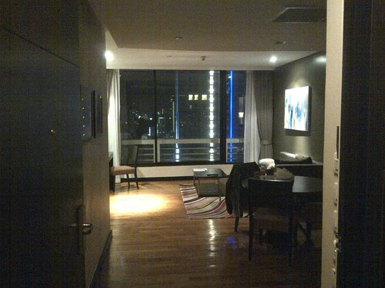 Fraser Suites Sukhumvit: Deluxe 2-bedroom