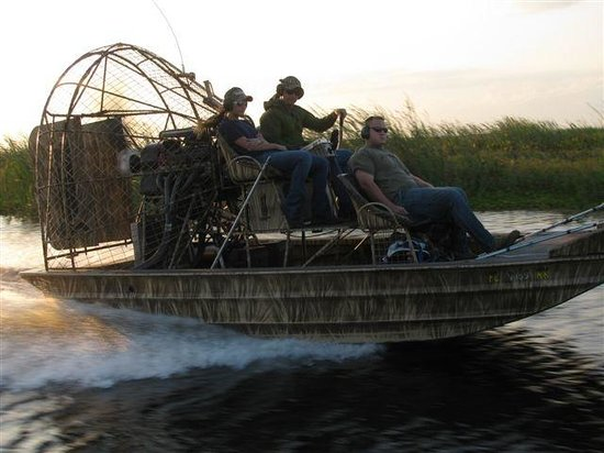 ‪Fort Lauderdale Airboat Adventure‬