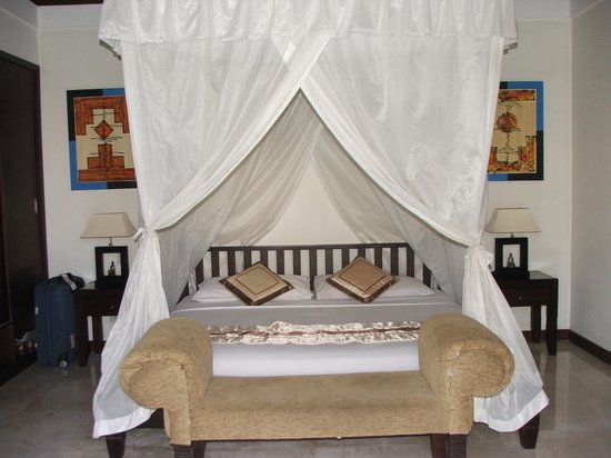 Amasya Villas: Bedroom