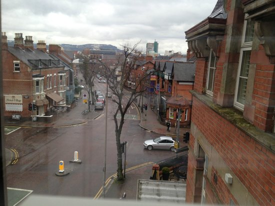 Dukes at Queens: VIEW FROM ROOM