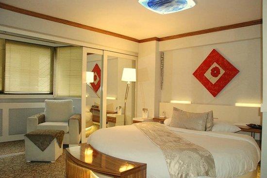 Oglakcioglu Park Boutique Hotel: Honeymoon Suite