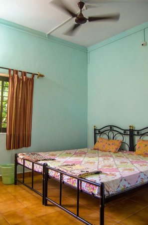 Peace Land : Double room Room on the left side
