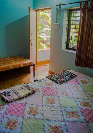 Peace Land : Inside left double room
