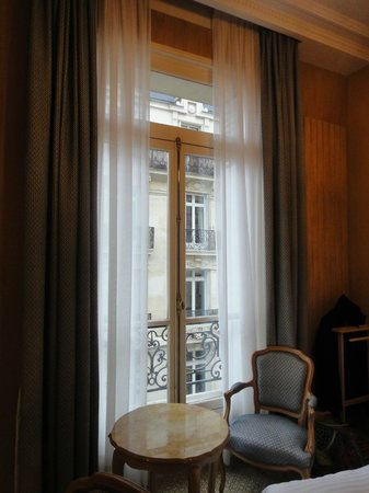 Hôtel Château Frontenac : Vista da janela