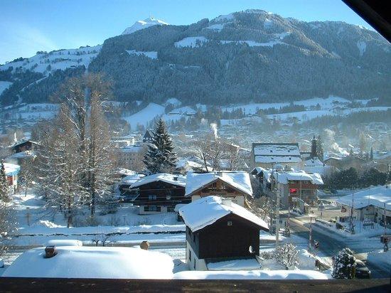 Hotel Schweizerhof Kitzbuehel, Sport- & Beautyhotel: View of Kitzbeuhel