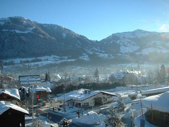 Hotel Schweizerhof Kitzbuehel, Sport- & Beautyhotel: View of Kitzbuehel