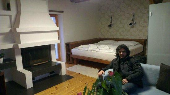 Arcadia Residence: Camera da letto