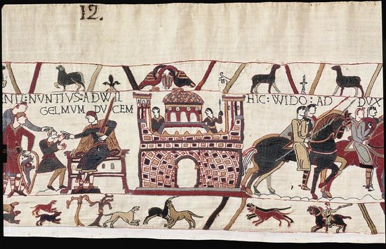 Musée de la Tapisserie de Bayeux