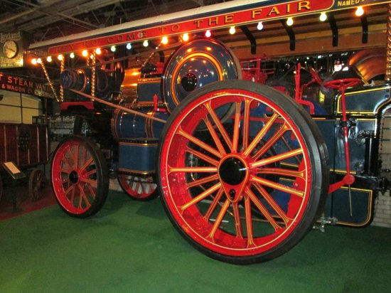 British Commercial Vehicle Museum Preston 2019 All You