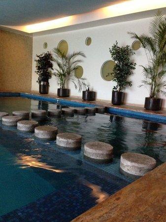 Artisan Family Hotels & Resorts Collection Playa Esmeralda: Alberquita techada