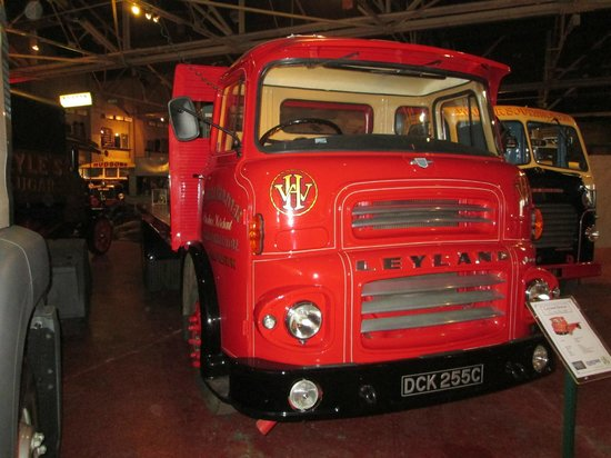 British Commercial Vehicle Museum: 3