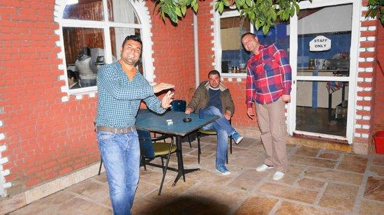 Artemis Hotel: staff