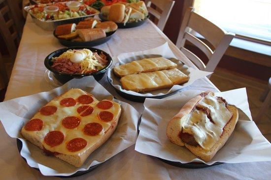 P'sghetti's Pasta & Sandwiches