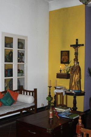 Sui House Homestay: salon