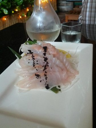 Harney Sushi: Great food!