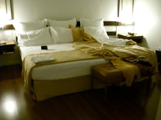 San Martin Resort & Spa: Habitación.