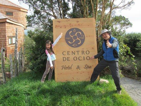 OCIO Territorial Hotel: llegandoooo!!