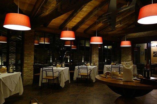 Canelli, Italy: Ristorante
